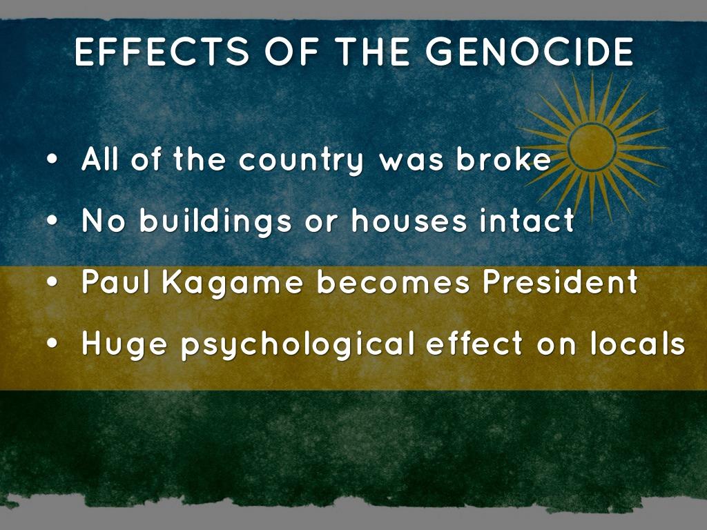 Rwandan Genocide by Vivek Joshi