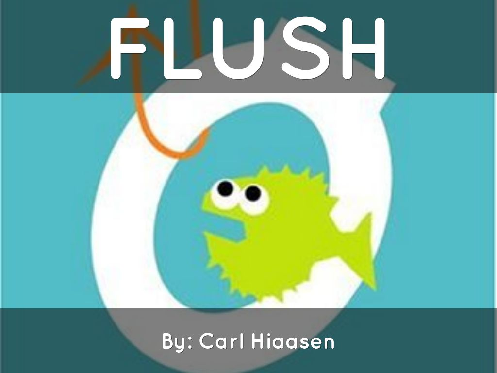 flush by cael b