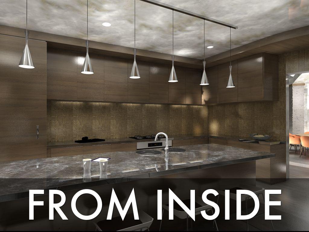 Concept Design / 3D Rendering