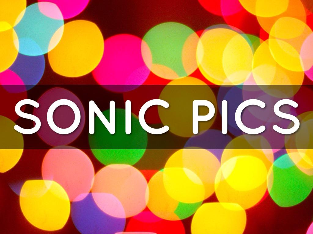 Sonic Pics By Sally Stevens