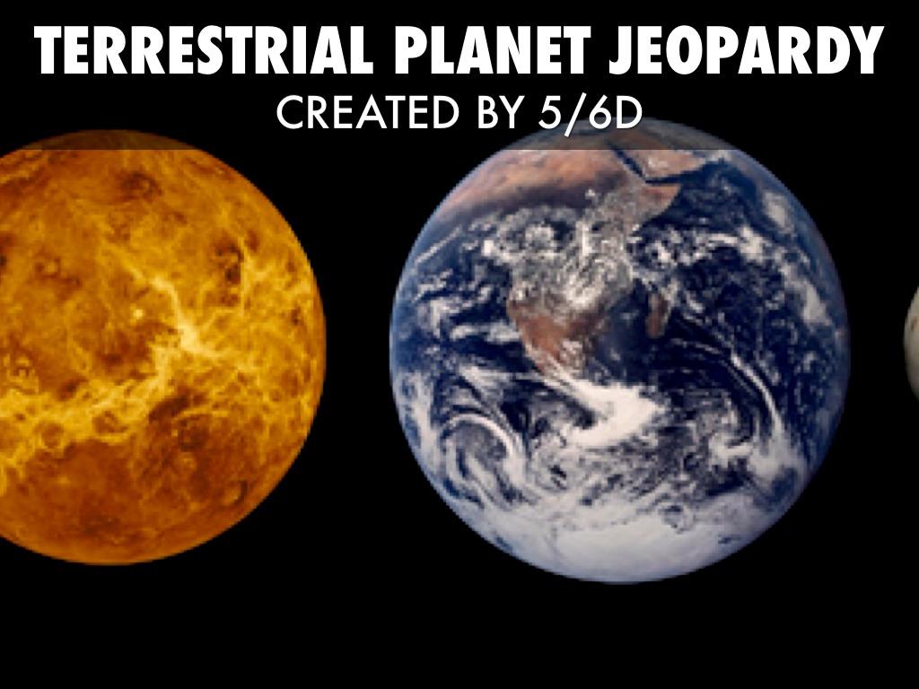 terrestrial vs jovian planets The jovian planets are less dense than the terrestrial planets the terrestrial planets are closer to the sun & the jovian planets are farther away from the sun how were the terrestrial planets formed.