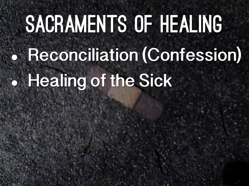 The Seven Sacraments by Ms. Barry