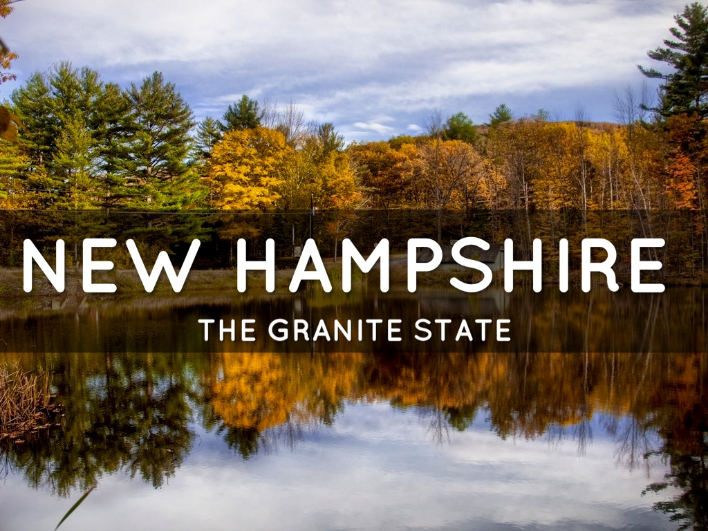New Hampshire By Sean R By Lrock