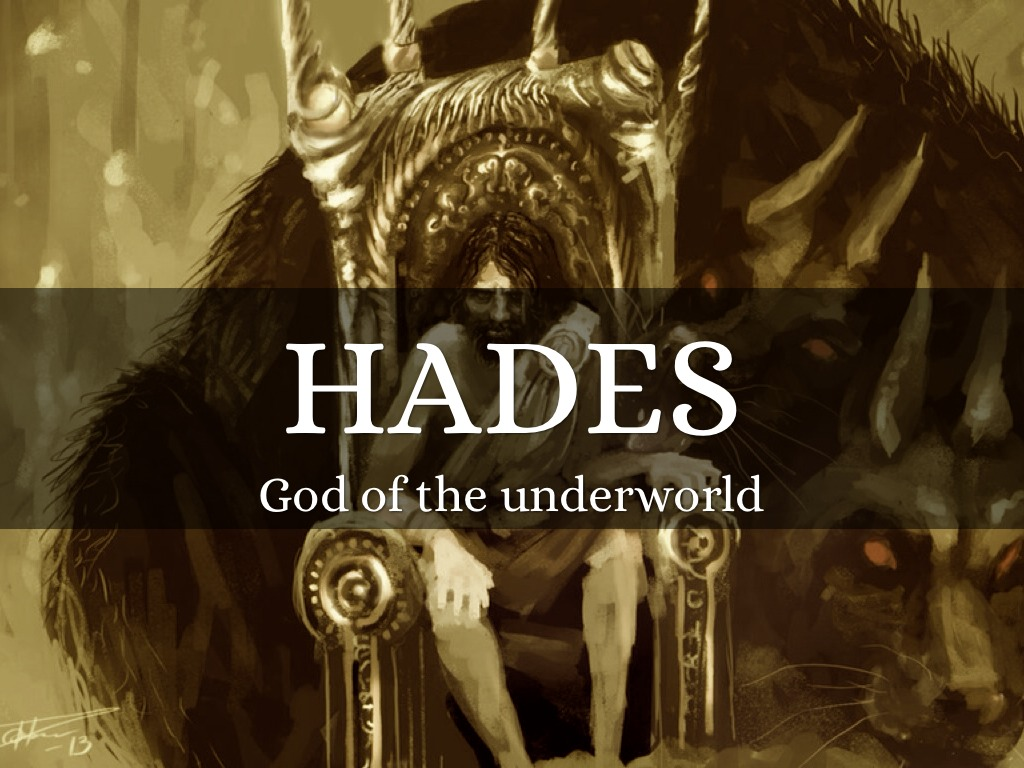 hades and the underworld