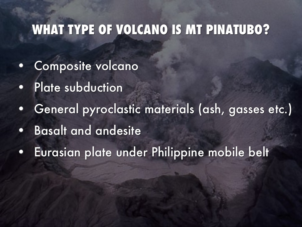 a history of the eruption of mt pinatubo on june 15th 1991 [2] mount pinatubo is located at 15°08′n, 120°21′e in western luzon,  philippines  [4] the so2 volcanic clouds from the 1991 mt pinatubo eruption   [23] sequential toms and tovs images generally record similar.