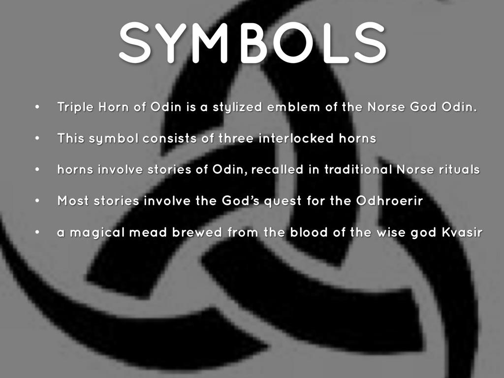 Viking Religious Symbols