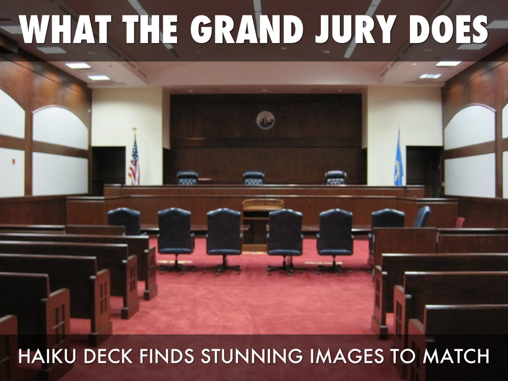 grand jury Presentation of grand jury processes and practices in the minnesota state courts,   and expertise to create and prepare this grand jury guide for the minnesota.