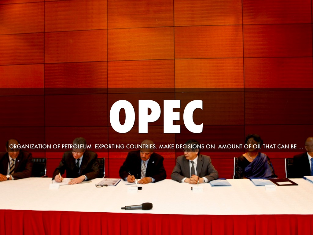 opec and post watergate