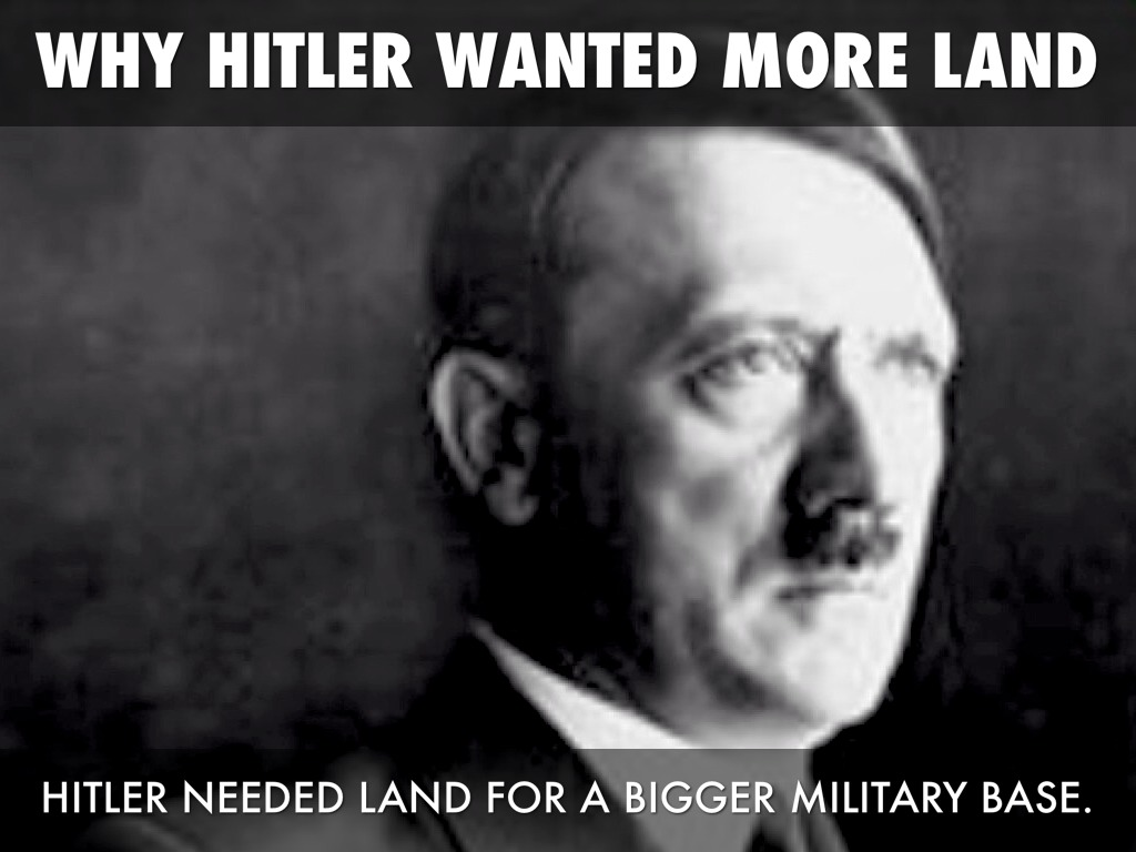 how and why was hitler able Hitler had successfully convinced the german people that germany would regain its glory, and soon hitler started prepping for treacherous tasks, world domination, and complete annihilation of the jewish population.