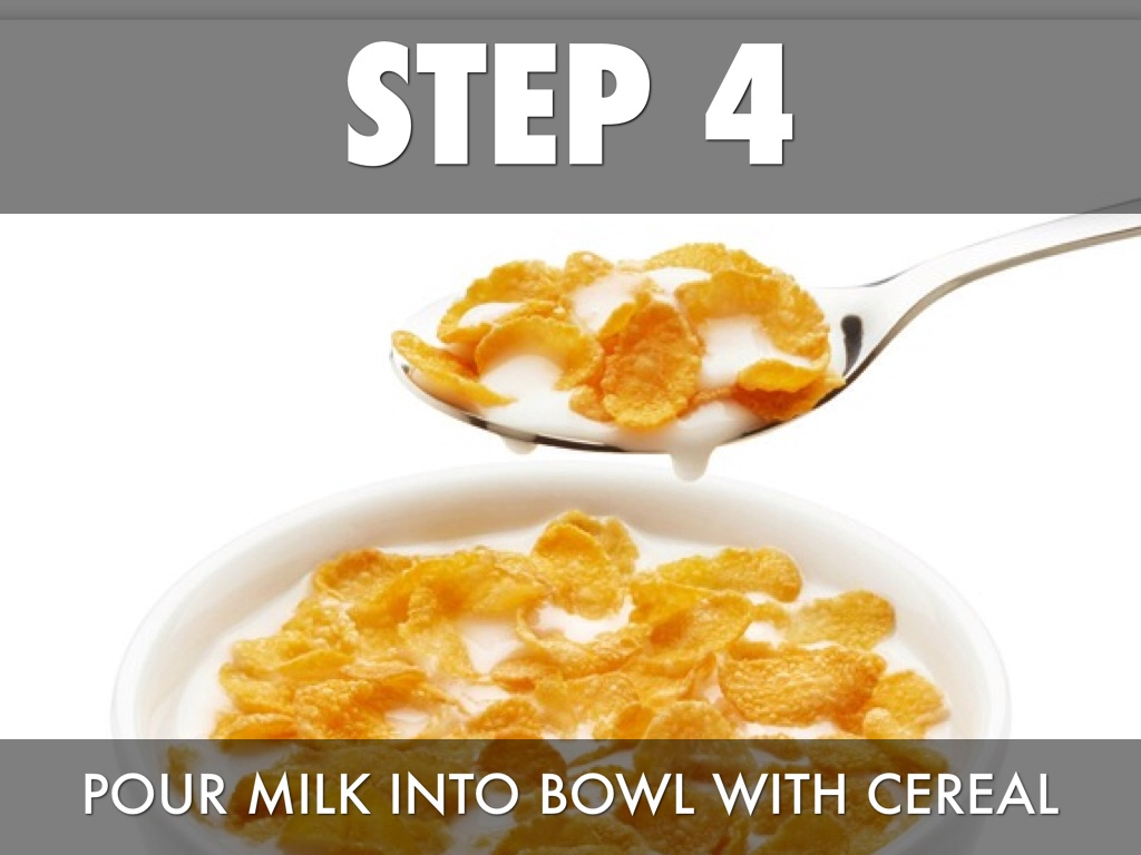 How to make cereal by mia papoutsis step 3 ccuart Image collections
