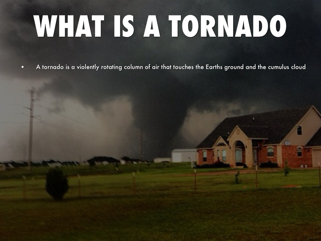 an introduction to the analysis of a tornado a violently rotating column of air