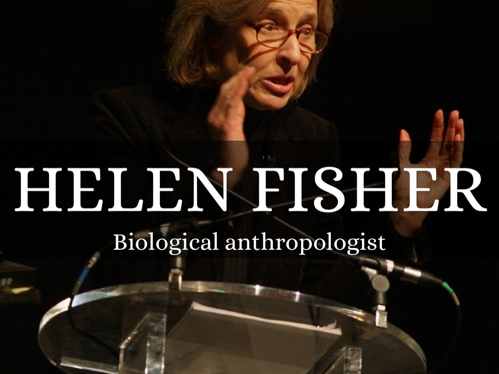 Helen fisher ted