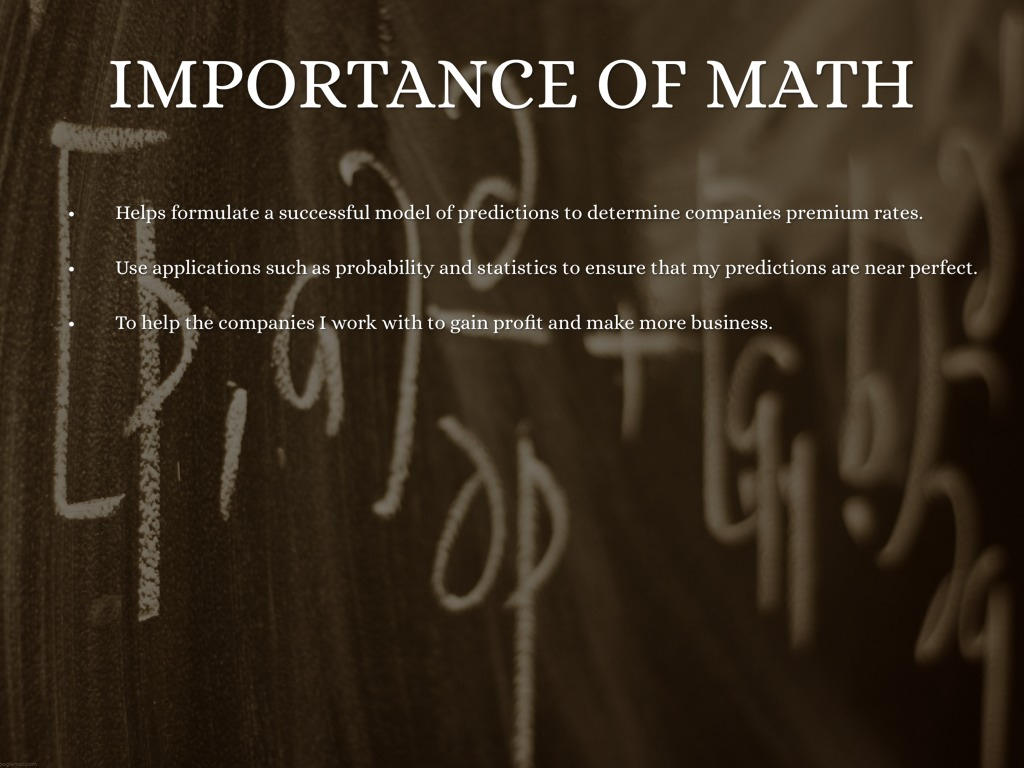 """importance of mathematics The question that has perplexed those who studied and developed mathematical theorem throughout time is """"how can nothing, as symbolized by zero, be something."""
