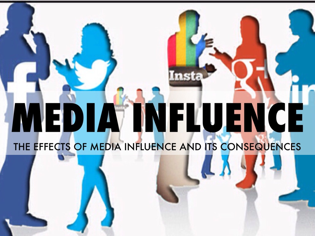 how to create influence on social media