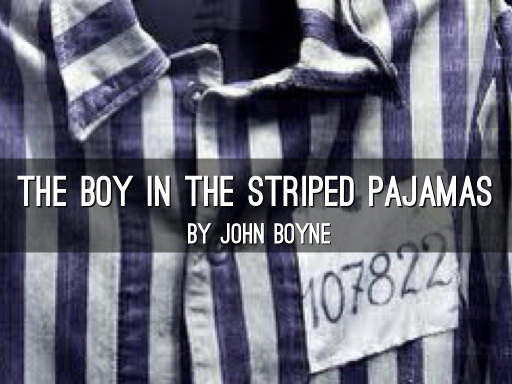 the boy in the striped pajamas pdf