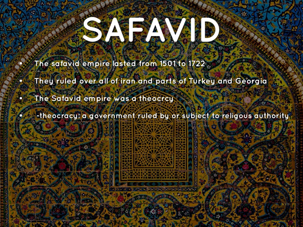 notes safavid empire Study global perspective safavid empire notes from bianca d.