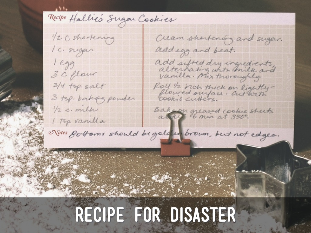 prejudice the recipe for disaster Read recipe for disaster (cedric diggory) from the story harry potter one shots by everlovingdeer with 12,744 reads shots, one, potter so the la.