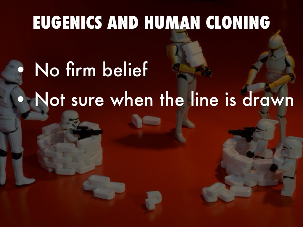 """understanding eugenics in cloning Defenders of """"liberal eugenics"""" argue not in its asexual character,but in its assault on the understanding of the ethical implications of human cloning."""