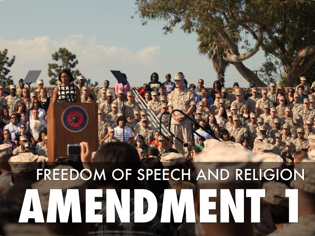 free speech and religion
