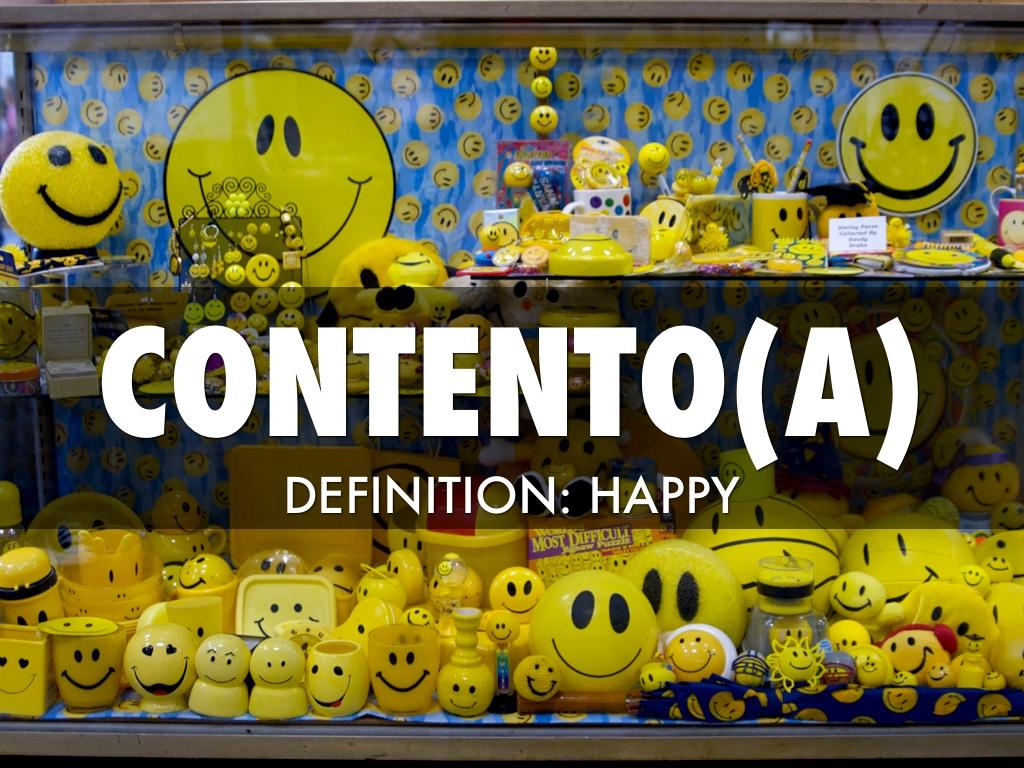 defining happy
