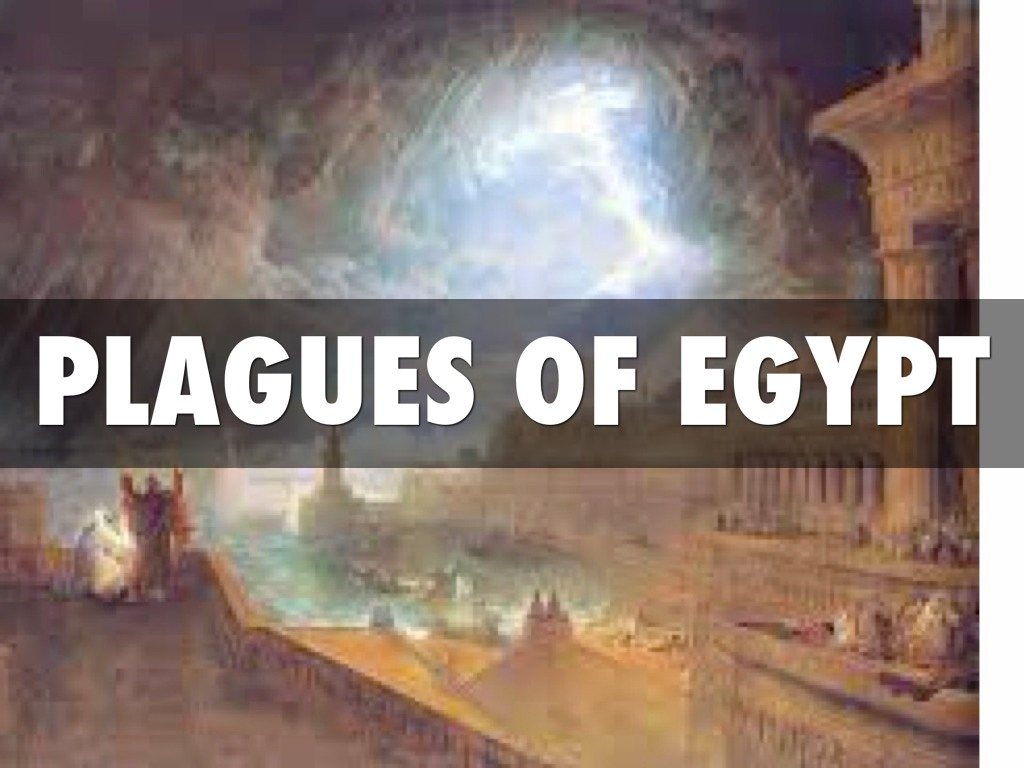 plagues of egypt by gabriel robinson
