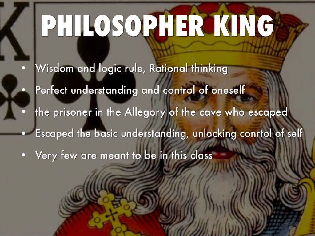 Image result for plato philosopher king