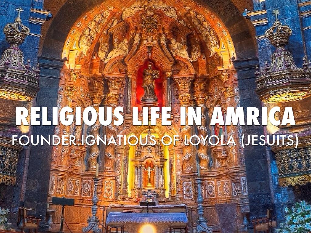 Religious Life In America