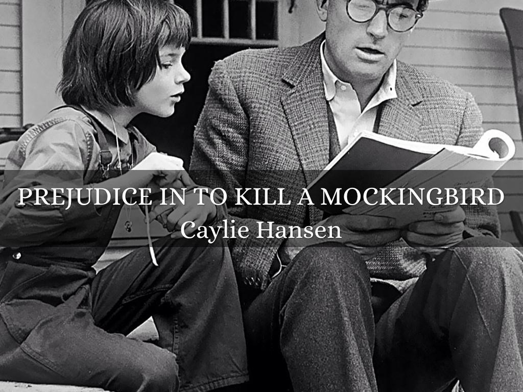 to kill a mockingbird essays on racial prejudice