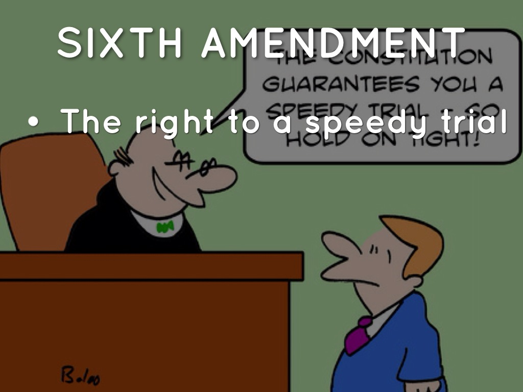 the sixth and seventh amendments essay Paper topic: the seventh amendment the seventh amendmentthe seventh amendment lays the foundation for jury trials for civil litigants in the way criminal defendants are protected from the self-will of courts through the sixth amendment.