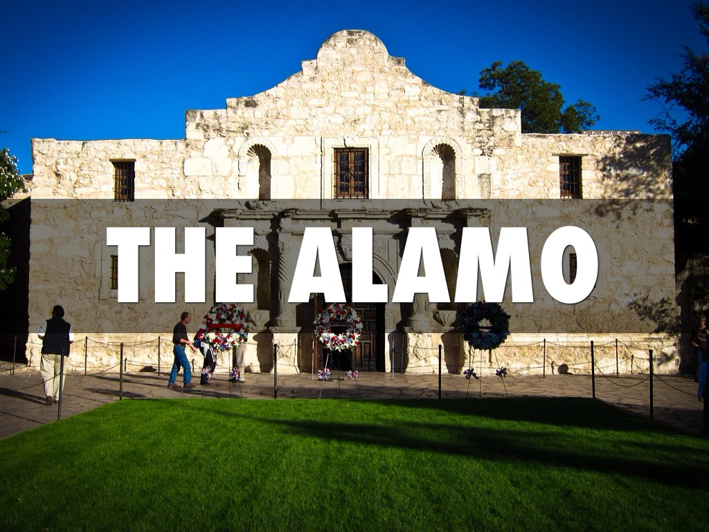 Research paper outlines on the alamo
