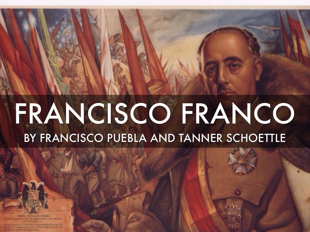 Francisco Franco By Fspuebla