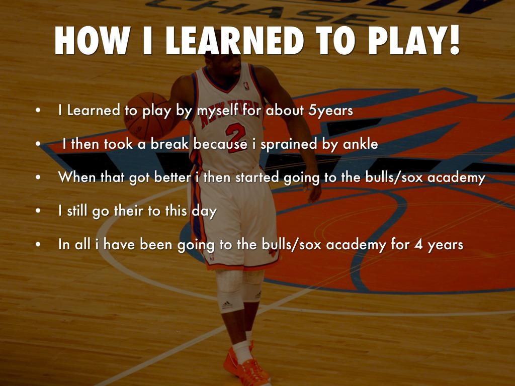 my talent is basketball by michael kearse