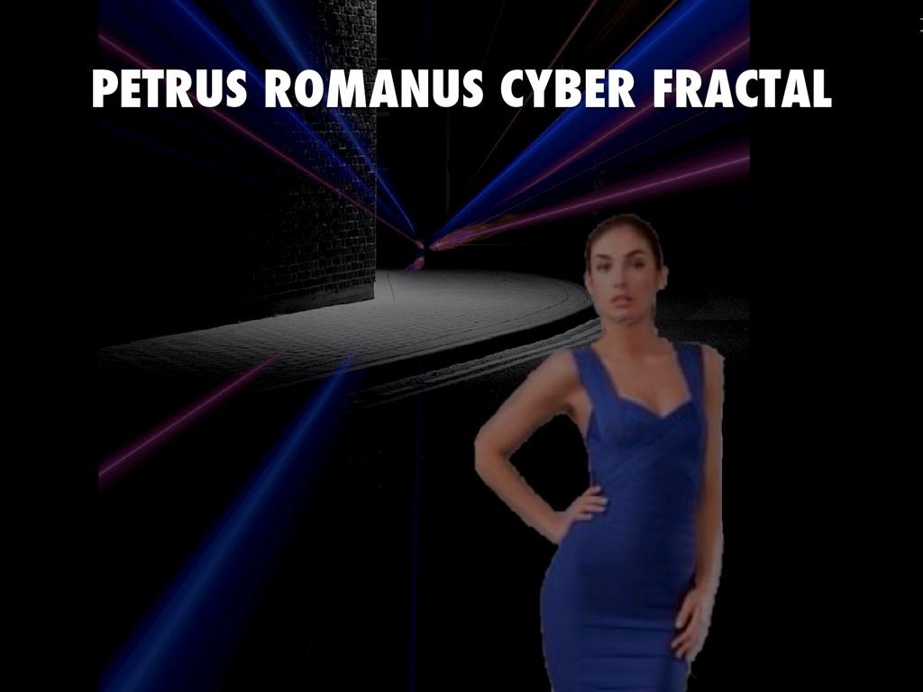 Fashion Cyber Fractal