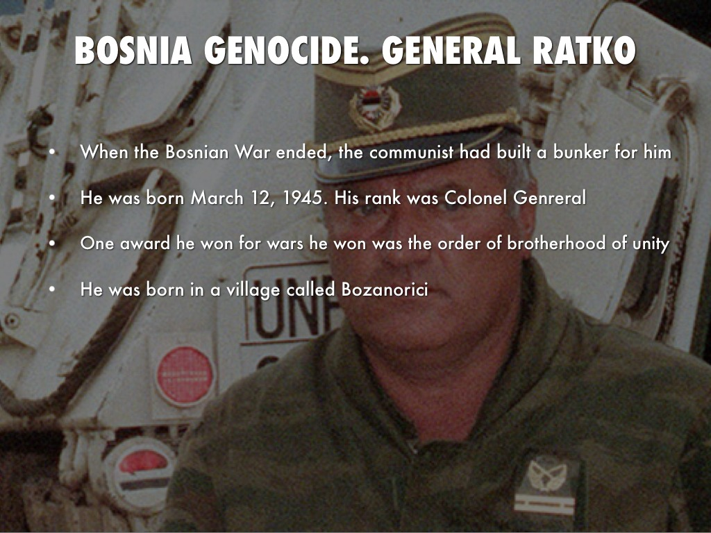 religion and genocide in bosnia essay Genocide in bosnia essay genocide in bosnia the bosnian genocide is often referred to as the hidden genocide, yet it had catastrophic effects religion, or.
