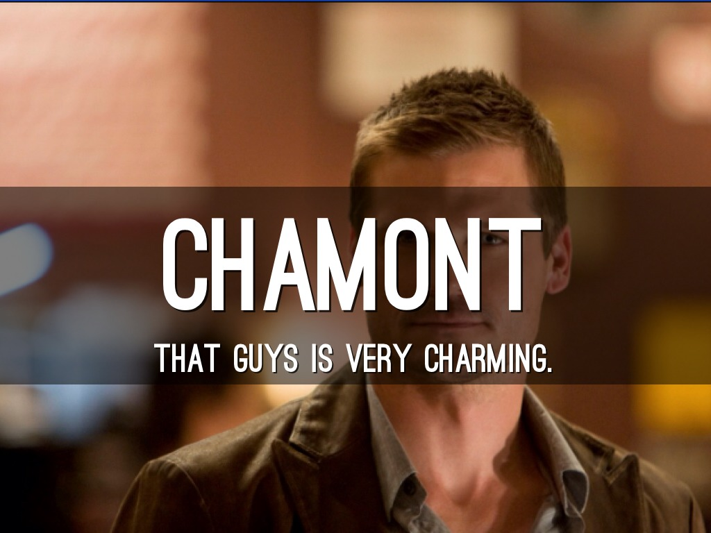what does charmante mean in french