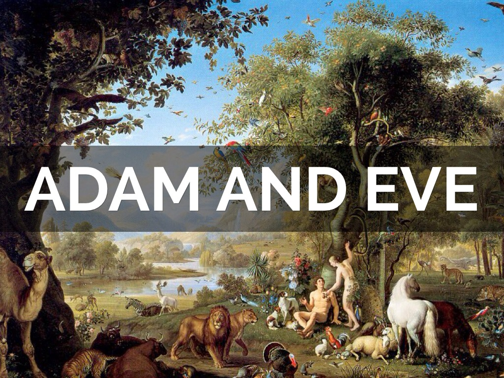 Adam and eve the first fuck 8
