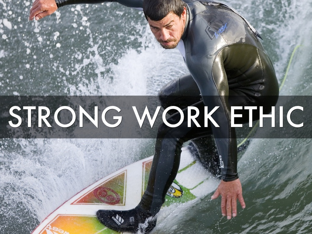 essay about strong work ethic Read this essay on work ethic much of america's younger generation lack the initiative and strong work ethics of their older predecessors the young.