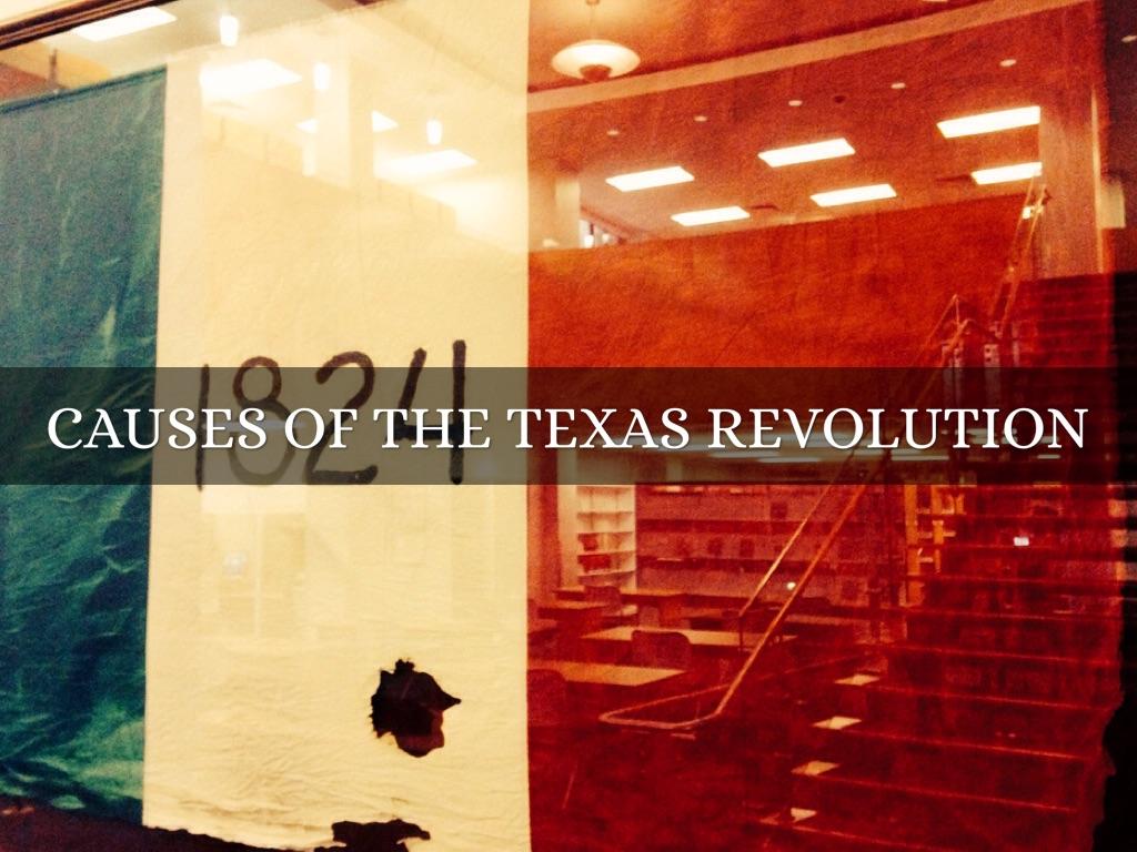 The Texas Revolution
