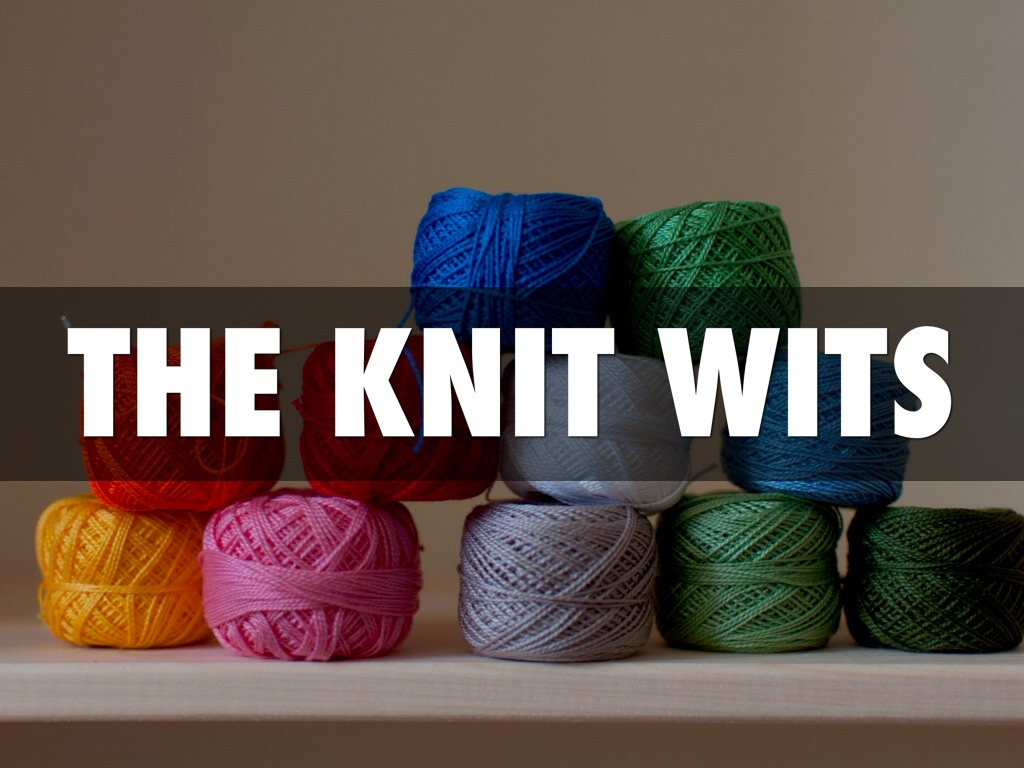 the knit wits