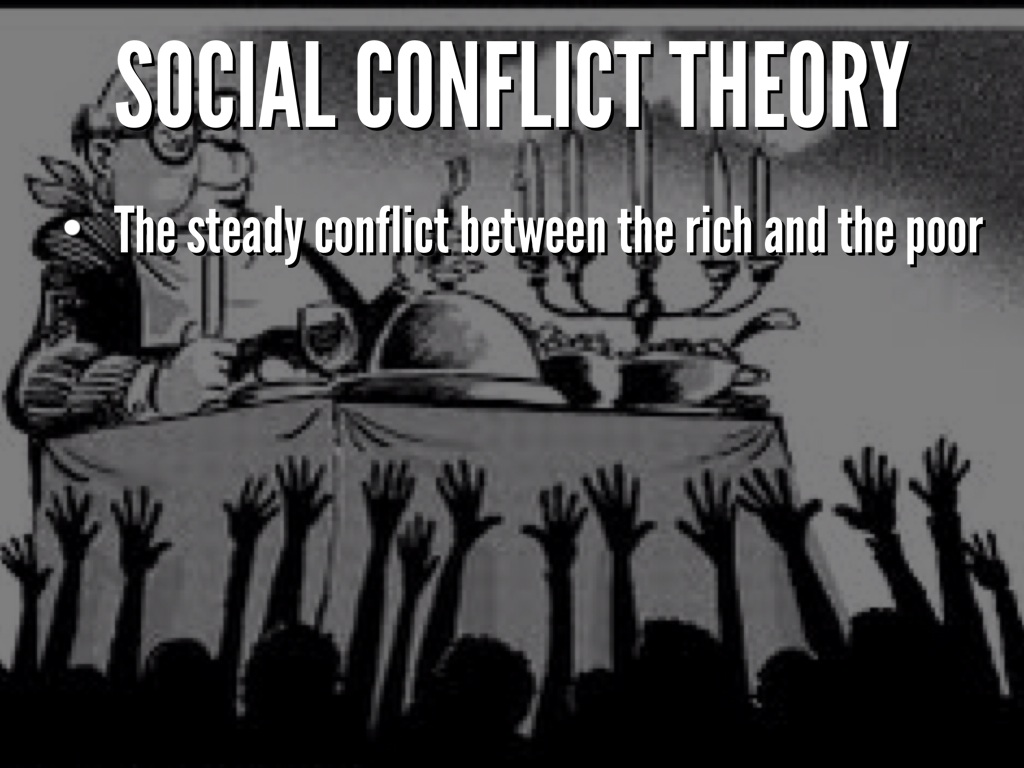 conflict theory of karl marx (4) critiques of marxist conflict theory marxist critical thought: an introduction  marxist social theory is rooted in the 19th century writings of karl marx marx.