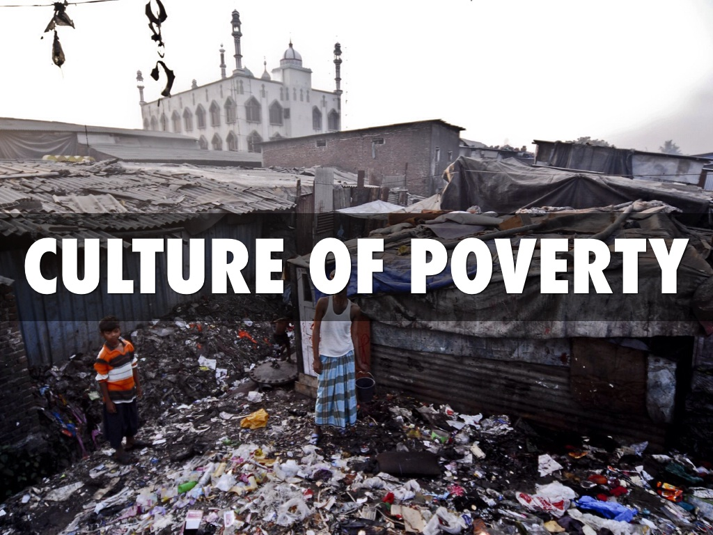 Culture of poverty thesis