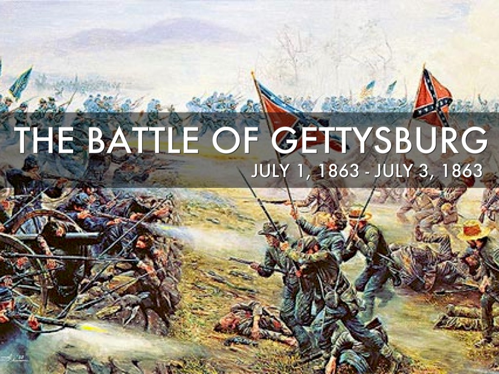 an analysis of lee surrendered to grant at the battle of gettysburg on the people of america Robert e lee at age 31, then a young lieutenant of engineers, u s army, 1838 pd robert edward lee is the fourth child born to colonel harry and ann lee, prominent members of the virginia.