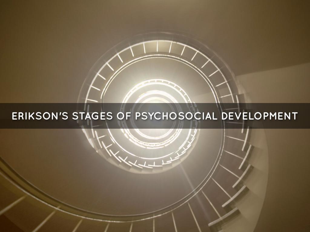 erik eriksons human developmental theory essay