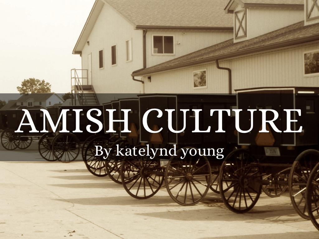 Amish life in the modern world