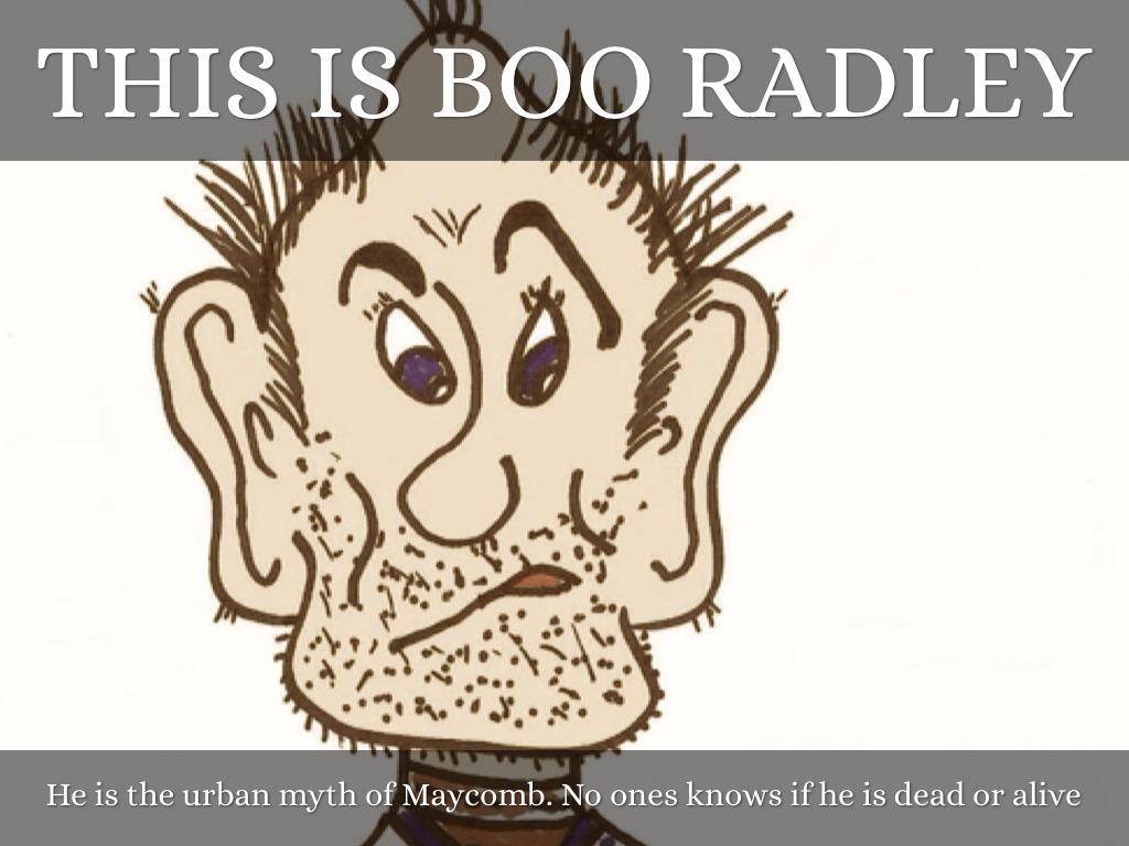 essay to kill a mockingbird boo radley