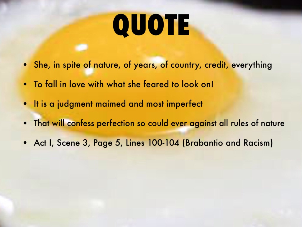 Othello Quotes Othellojohn Allred