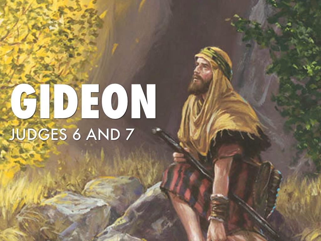 Gideon Judges | www.pixshark.com - Images Galleries With A ...