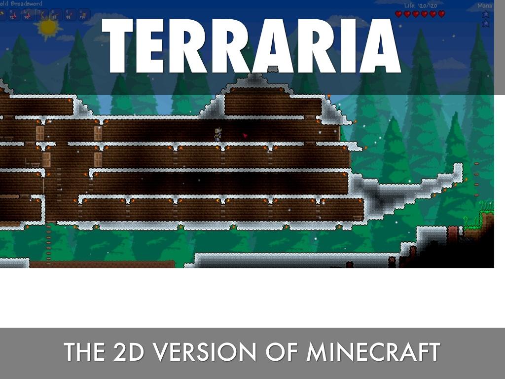 Terraria by Naomi
