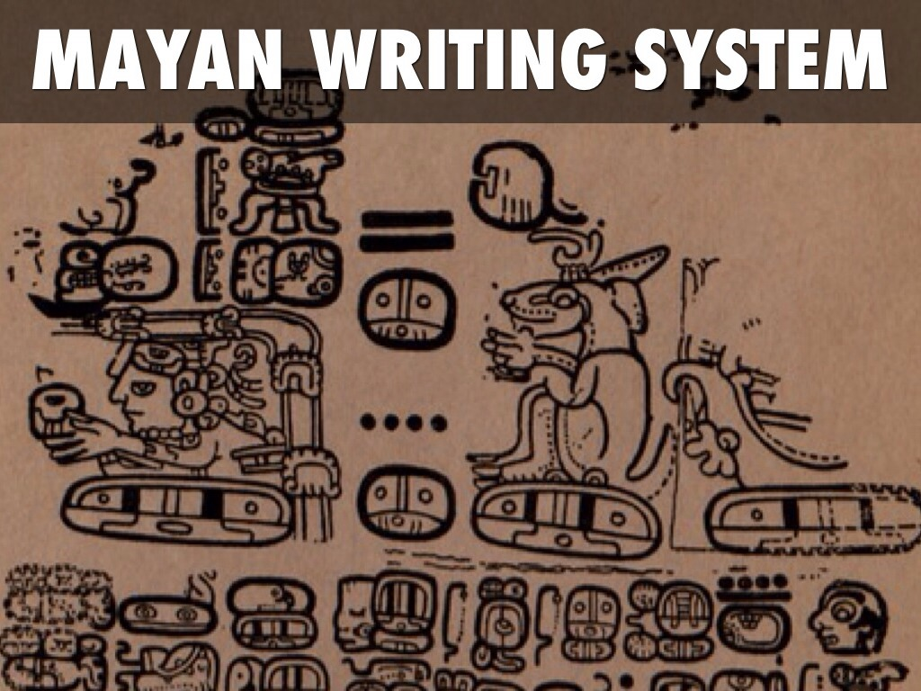 mayan writing Mayan writing lesson plans and worksheets from thousands of teacher-reviewed resources to help you inspire students learning.