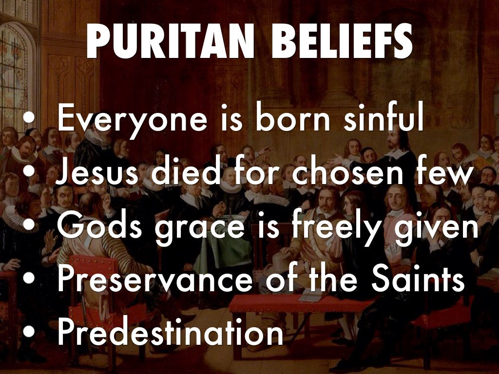 the description of the puritan religion Start studying apush puritans learn vocabulary  the original group of puritan separatists that fled religious persecution in england and found refuge in what is .